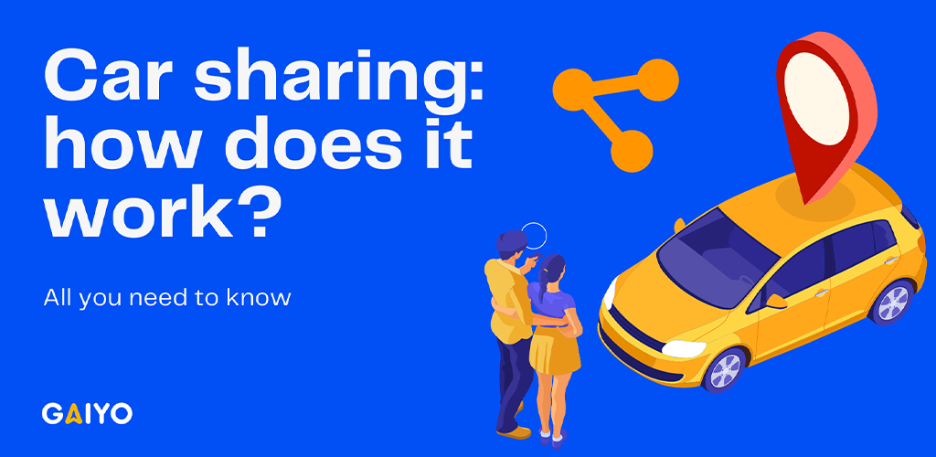 Car sharing in the Netherlands - how does it work