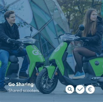 Travel with Gaiyo and Go Sharing