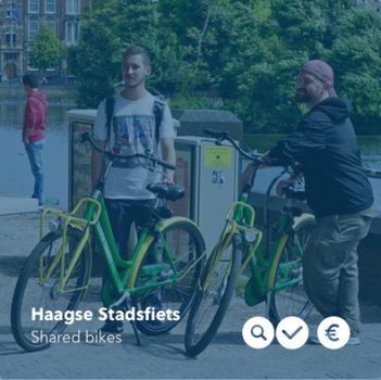 Travel with Gaiyo and Haagse Stadsfiets