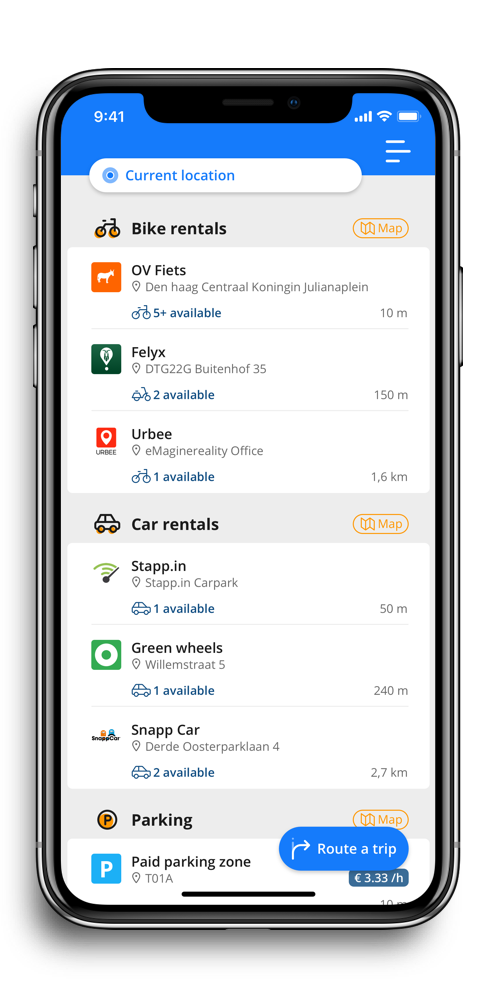 Gaiyo one app for all your transport